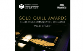 Pro-Vision Communications: the winner takes… IABC Gold Quill Awards!