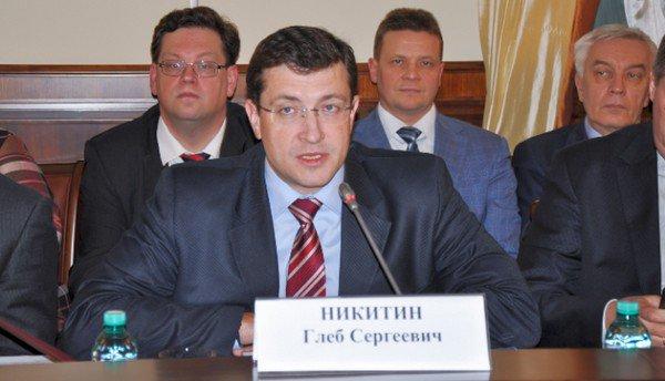 Глеб Никитин на заседании Минпромторга